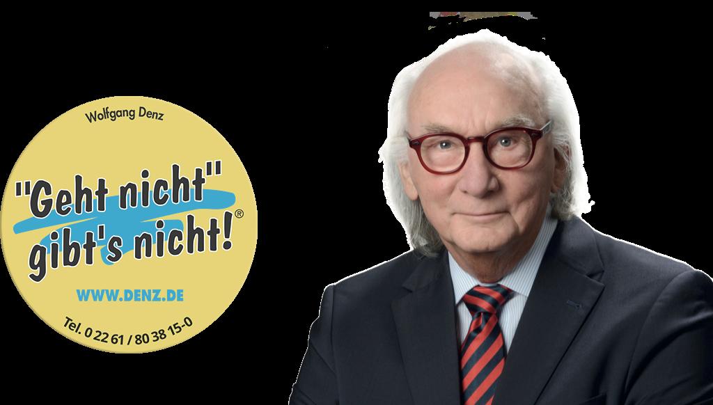 Wolfgang Denz Messetraining und Verkauftraining Header